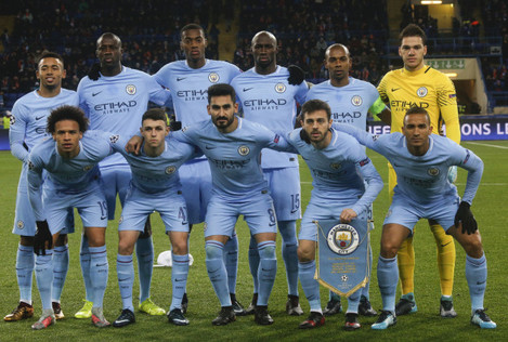 Ukraine Soccer Champions League