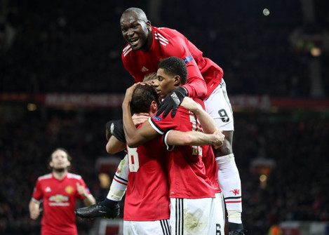 Manchester United v CSKA Moscow - UEFA Champions League - Group A - Old Trafford