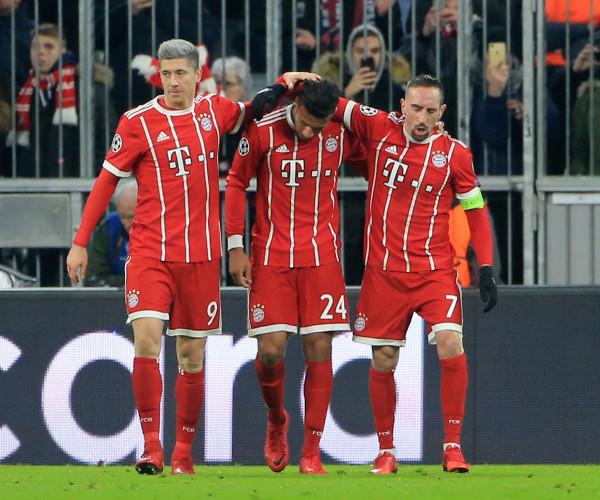 (SP)GERMANY-MUNICH-CHAMPIONS LEAGUE-BAYERN-PSG