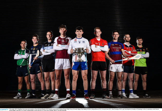 Electric Ireland Higher Education GAA Senior Championships Launch & Draw