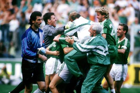 Soccer - World Cup Soccer 1990