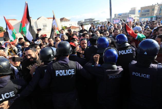 JORDAN-AMMAN-PROTEST