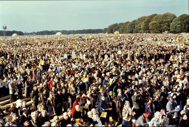 Pope John Paul II - Phoenix Park