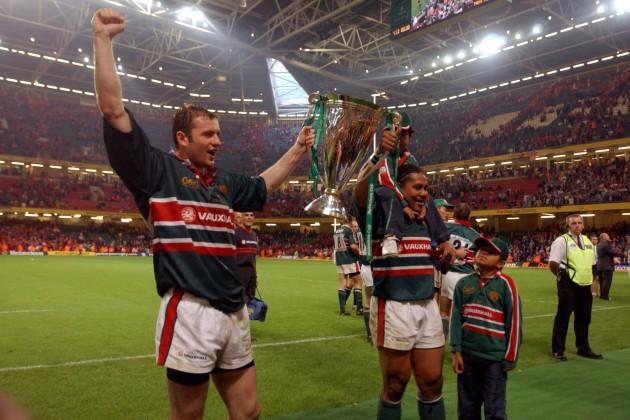 Rugby Union - Heineken European Cup - Final - Leicester Tigers v Munster