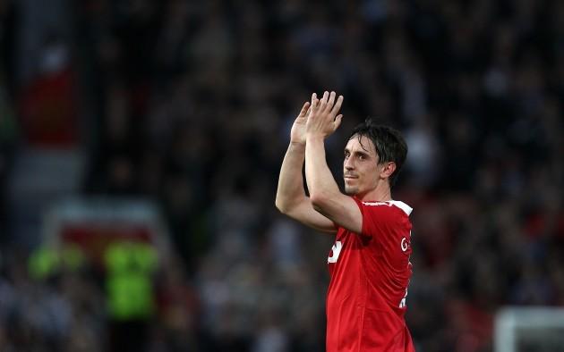 Soccer - Gary Neville Testimonial - Manchester United v Juventus - Old Trafford