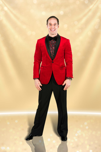 Tomas O'Leary DWTS