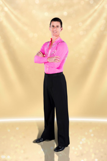 Rob Heffernan DWTS