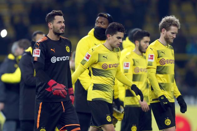 Borussia Dortmund vs. Werder Bremen