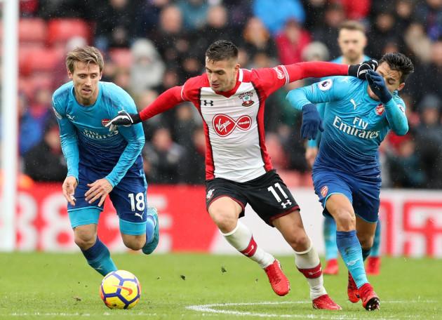 Southampton v Arsenal - Premier League - St Mary's