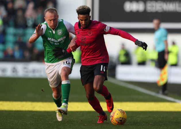 Hibernian v Celtic - Ladbrokes Scottish Premiership - Easter Road