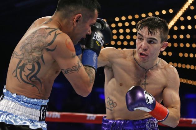 Conlan Molina Boxing