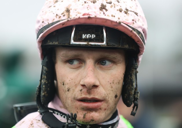 Paul Townend after winning