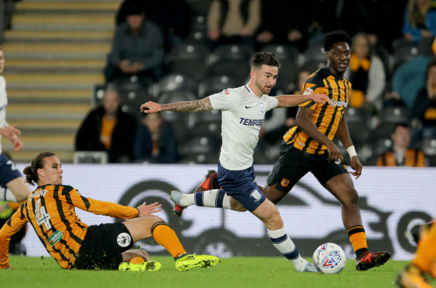 Hull City v Preston North End - Sky Bet Championship - KCOM Stadium