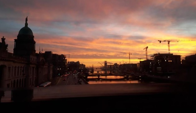 photos there was a gorgeous sunrise this morning thejournal ie
