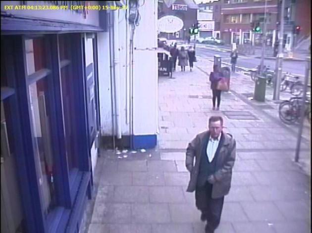 Brendan Burke CCTV1