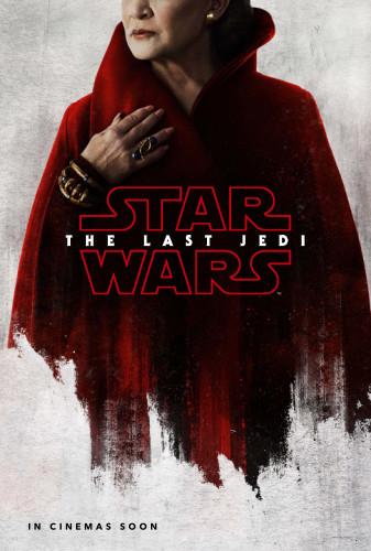2017 - Star Wars: The Last Jedi - Movie Set