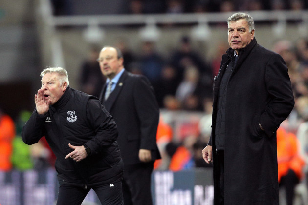 Newcastle United v Everton - Premier League - St James' Park