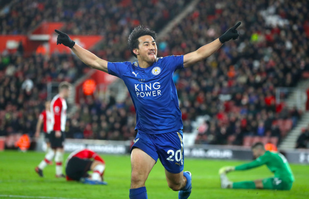 Southampton v Leicester City - Premier League - St Mary's Stadium