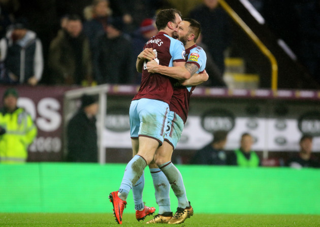 Burnley v Stoke City - Premier League - Turf Moor