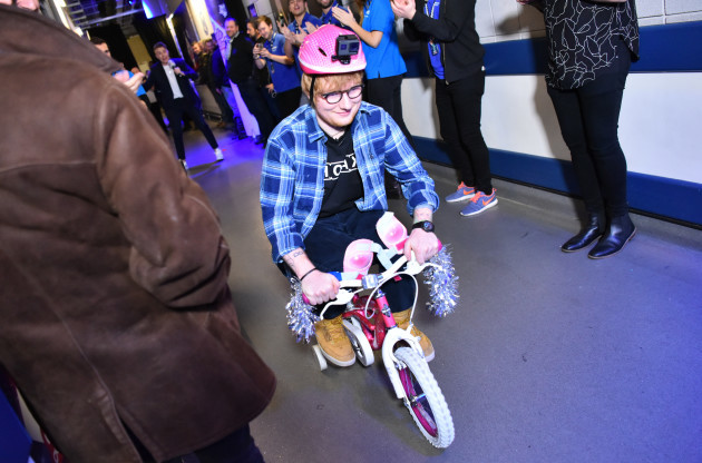 Capital's Jingle Bell Ball 2017 - Day Two - O2 Arena - London