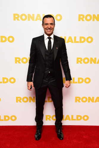 Ronaldo World Premiere - London