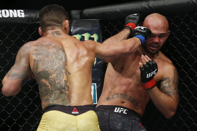 UFC Fight Night Mixed Martial Arts