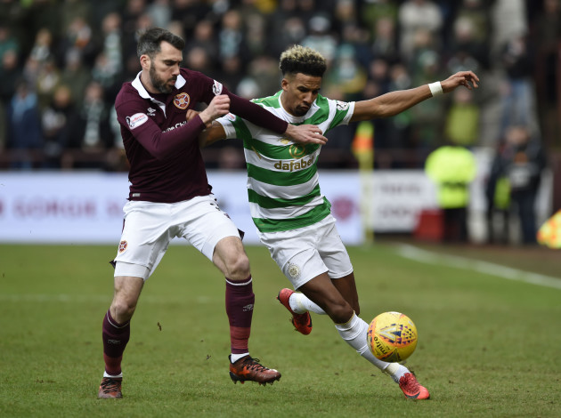 Heart of Midlothian v Celtic - Ladbrokes Scottish Premiership - Tynecastle Stadium