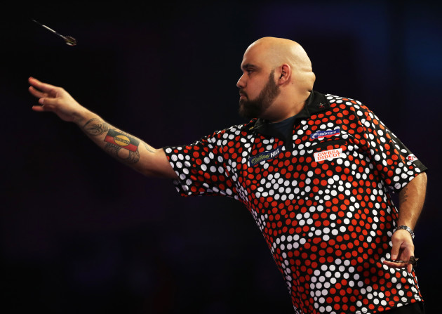 William Hill World Darts Championship - Day Four - Alexandra Palace
