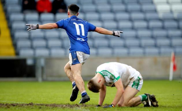 Ronan O'Toole celebrates scoring 17/12/2017