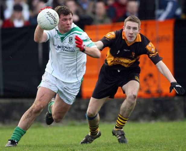 Andrew Kenneally follows Ross Glavin