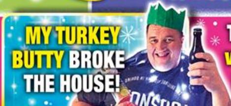 turkey butty