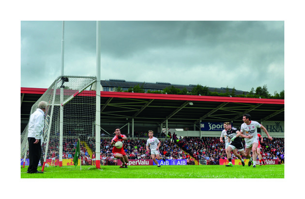 Derry v Tyrone - Ulster GAA Football Senior Championship Quarter-Final