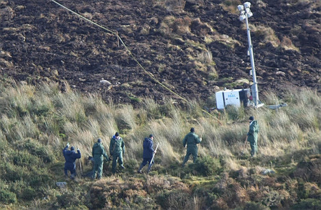 Remains of 'disappeared' IRA victims found