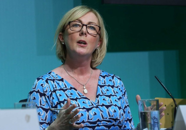File photo SOCIAL PROTECTION MINISTER Regina Doherty has hit out at Fianna Fáil as the Government looks set to lose a vote in the Dáíl over the state pension system