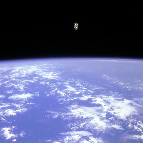 Obit Space Bruce McCandless