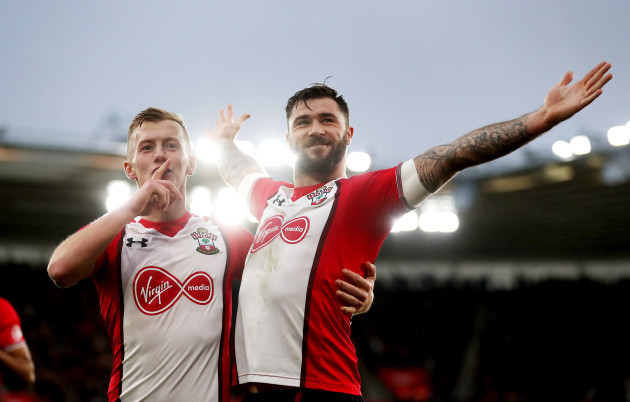 Southampton v Huddersfield Town - Premier League - St Mary's