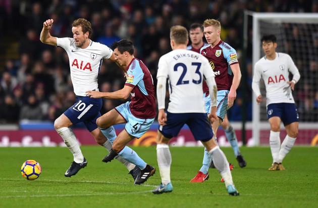 Burnley v Tottenham Hotspur - Premier League - Turf Moor