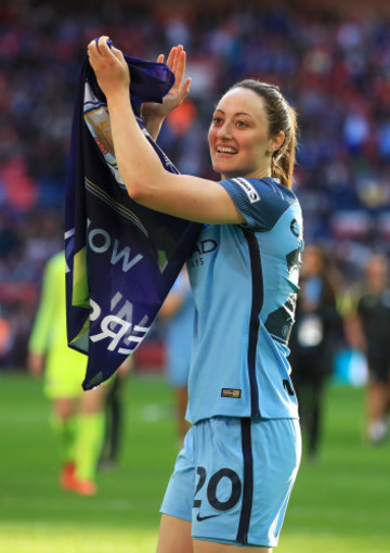 Birmingham City v Manchester City - SSE Women's FA Cup - Final - Wembley Stadium