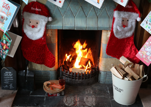 Santa health problems