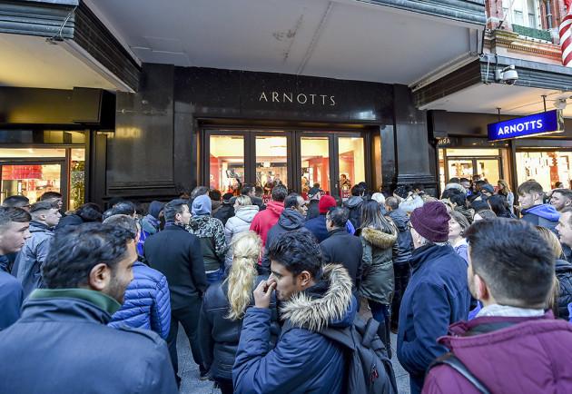 Arnotts Christmas Sale 0048