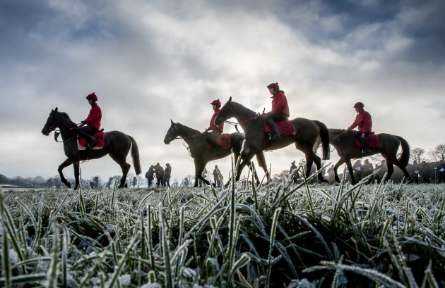 Christmas Horse Racing.3 Big Races To Watch On Day 2 Of Leopardstown S Christmas