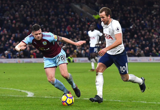 Burnley v Tottenham Hotspur - Premier League - Turf Moor