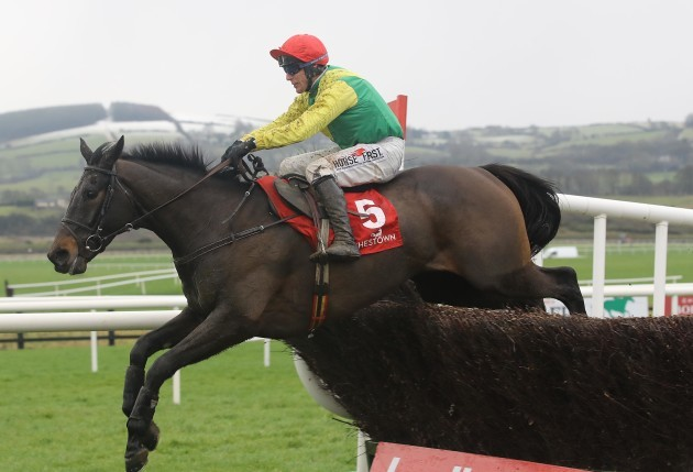 Robbie Power on Sizing John wins the race