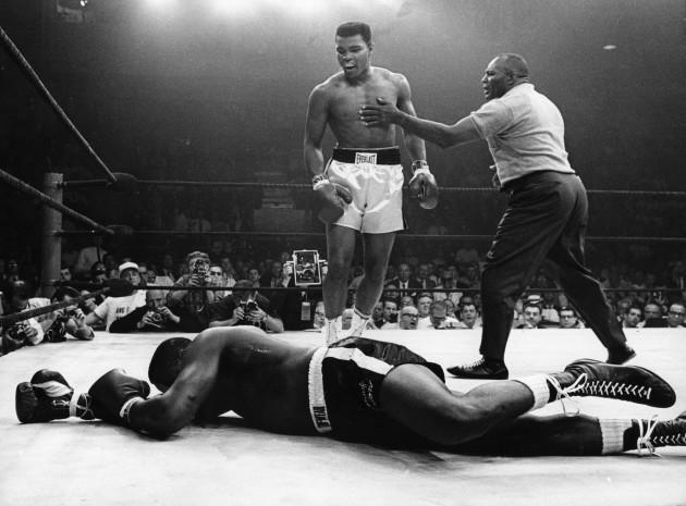 Boxing legend Muhammad Ali dies aged 74