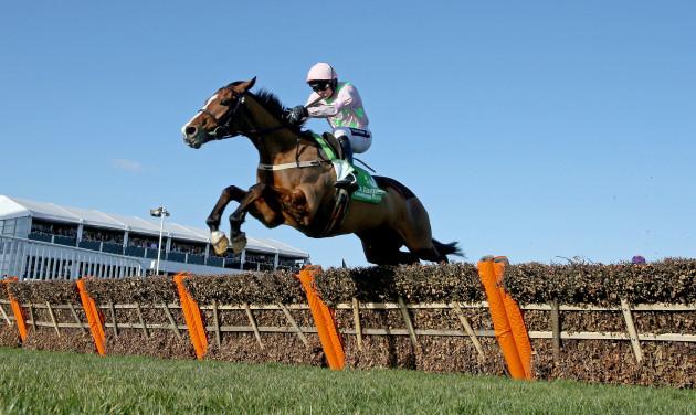 Faugheen ridden by Ruby Walsh