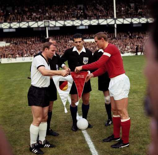 Soccer - World Cup England 66 - Semi Final - West Germany v USSR