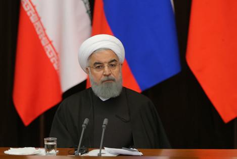 Russia, Iran And Turkey Talks On Syria Peace Process - Sochi