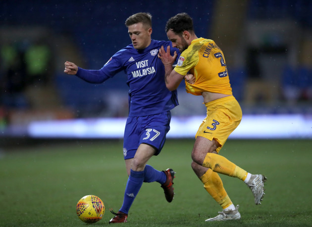 Cardiff City v Preston North End - Sky Bet Championship - Cardiff City Stadium