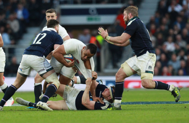 United Kingdom: England v Scotland - RBS Six Nations