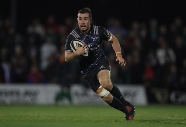 Munster's JJ Hanrahan
